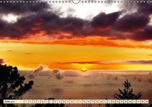 THE SKY OVER SOUTHERN THAILAND (Wall Calendar 2015 DIN A3 Landsc
