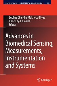 Advances in Biomedical Sensing, Measurements, Instrumentation an