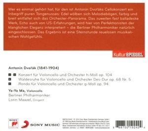 KulturSPIEGEL: Die besten guten-Cellokonzert