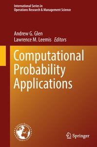 Computational Probability Applications