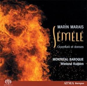 Marais: Semele Overture & Dances