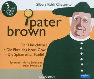 Pater Brown Box (3 Hörspiele)