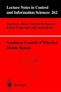Nonlinear Control of Wheeled Mobile Robots
