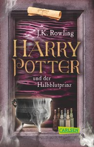 Rowling, J: Harry Potter 6 Halbblutprinz