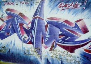 Graffiiti - Kunst aus der Dose I (Posterbuch DIN A4 quer)