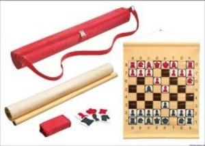 Philos 2752 - Demo-Schachbrett, zum Rollen