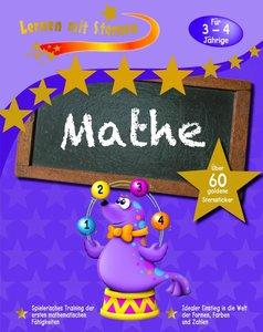 Lernen mit Sternen - Mathe für 3- bis 4-Jährige