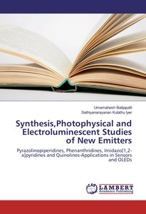 Synthesis,Photophysical and Electroluminescent Studies of New Em