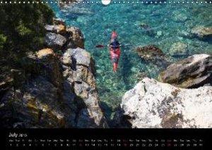 Nature Explorers (Wall Calendar 2015 DIN A3 Landscape)