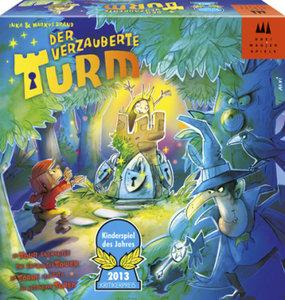 Schmidt Spiele 40867 - Der verzauberte Turm, Kinderspiel des Jah