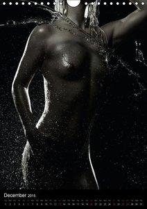 Sensual Water (Wall Calendar 2015 DIN A4 Portrait)