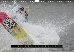 Wakeboarding (Wandkalender 2017 DIN A4 quer)