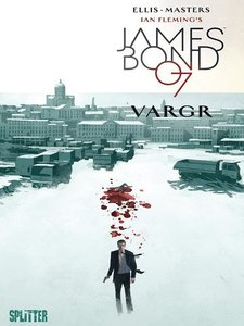 James Bond 01. VARGR. Limitierte Variant Edition