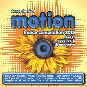 Motion-Official Trance Compilation 2013