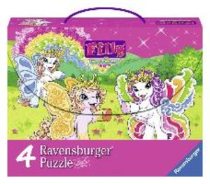 Filly® Butterfly. Puzzlekoffer