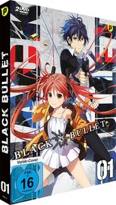 Black Bullet - DVD 1 (2 DVDs)