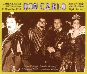 Don Carlo (New York 11.11.1950)