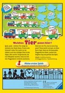 Ravensburger 21423 - Welches Tier passt hier?