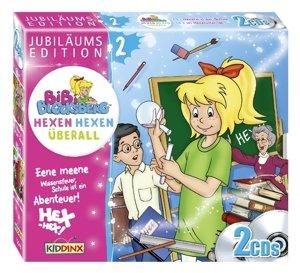Bibi Blocksberg Box in der Schule/im Hexeninternat