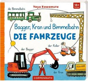 Bagger, Kran und Bimmelbahn