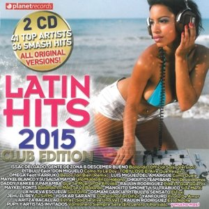 Latin Hits 2015-2CD