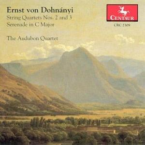 Streichquartette 2 u.3/+Serenade C-Dur