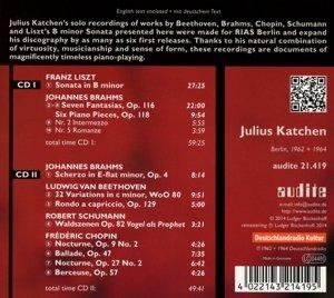 Plays Liszt,Brahms,Beethoven,Schumann/+