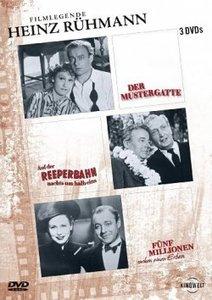 Filmlegende Heinz Rühmann
