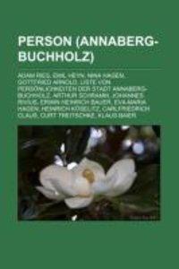 Person (Annaberg-Buchholz)
