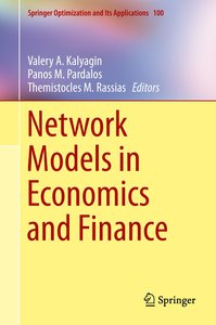 Network Models in Economics and Finance