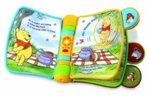 VTech 80-119104 - Winnie Puuhs Abenteuerbuch: Die lustige Honigs