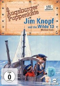 Augsburger Puppenkiste-Jim Knopf und die Wilde D