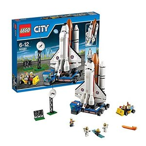 LEGO® 60080 - City Raketenstation