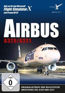 Flight Simulator X - FSX Airbus A320/A321
