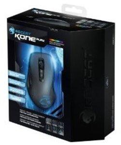ROCCAT Kone Pure Core Performance Gaming Maus - schwarz