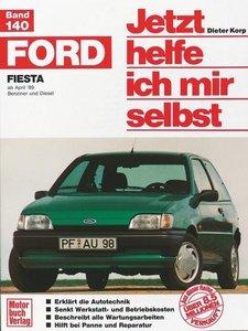 Ford Fiesta April '89. Jetzt helfe ich mir selbst