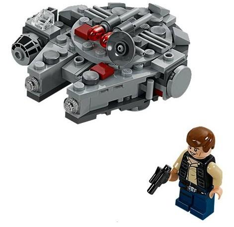 LEGO® Star Wars 75030 - Millenium Falcon - zum Schließen ins Bild klicken