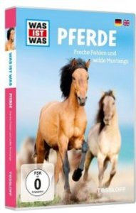 Was ist Was TV. Pferde / Horses. DVD-Video