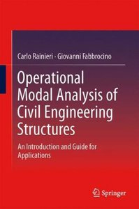 Operational Modal Analysis of Civil Engineering Structures