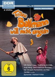Fritz Bollmann will nicht angeln