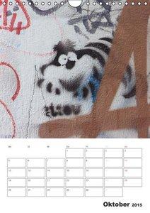 Stolzenburg, K: STENCIL ART 2015 - Schablonen Graffiti an Hä