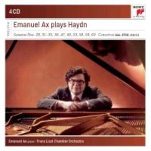 Emanuel Ax Plays Haydn Sonatas and Concertos