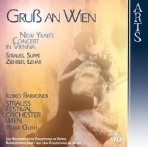 Gruss An Wien-New Year