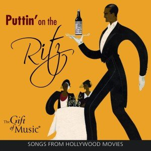 Puttin' On The Ritz-Lieder Aus Alten Hollywood-Fil