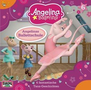 Angelina Ballerina 06. Angelinas Ballettschule