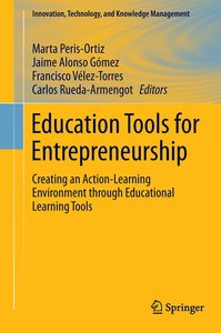 Education Tools for Entrepreneurship