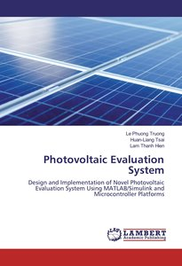 Photovoltaic Evaluation System