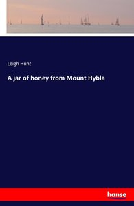A jar of honey from Mount Hybla