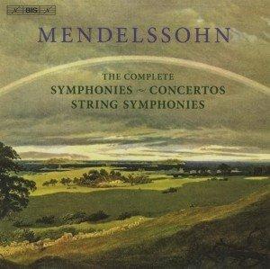 Sämtliche Symphonien/Streichersymphonien/Konzerte