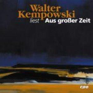 Aus großer Zeit. 13 CDs